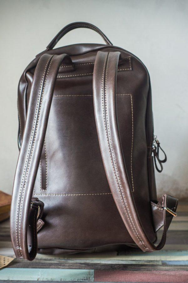 Кожаный рюкзак «Split»