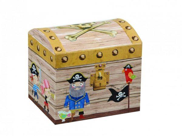 Кружка в подарочной упаковке Churchill Little Rhymes «Пираты»