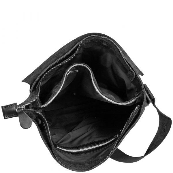 Мужская кожаная сумка ETERNO (AN-K133BL)