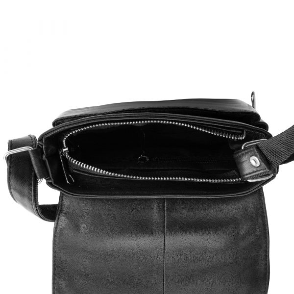 Мужская кожаная сумка-почтальонка TUNONA (SK2462-2)