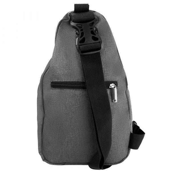 Мужская сумка-рюкзак DNK LEATHER (DNK-JOKER№3-BAG-10)