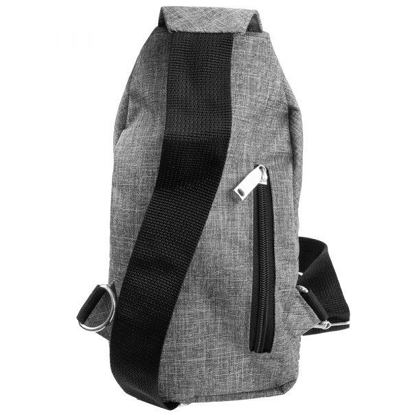 Мужская сумка-рюкзак DNK LEATHER (DNK-JOKER№4-BAG-7)