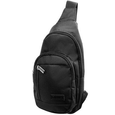 Мужская сумка-рюкзак DNK LEATHER (JOKER№4-BAG-1)