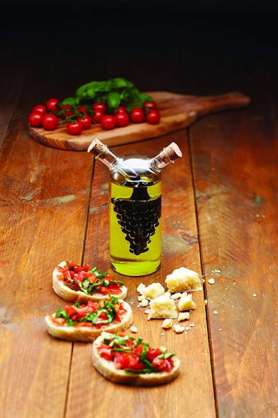 Стеклянная ёмкость для масла и уксуса KitchenCraft