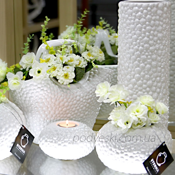 Набор керамических ваз «Этна» Eterna