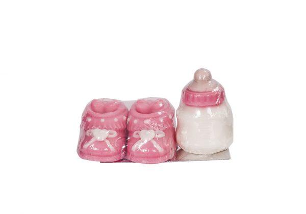 Набор мыла ручной работы Bila Lileya «С рождением чуда!»