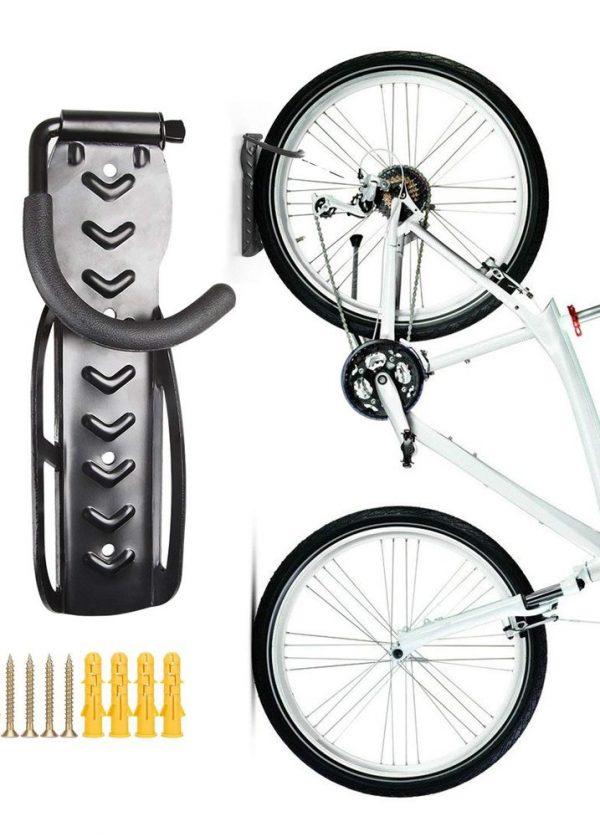 Настенное крепление для велосипеда