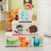 Органайзер для игрушек в детскую «Лиса»