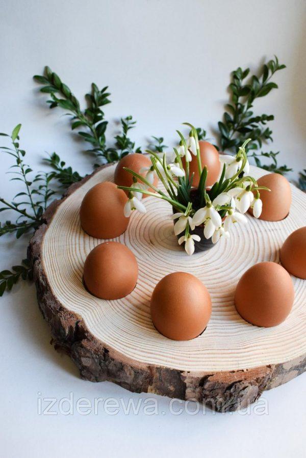 Подставка для яиц «Галан» бланже
