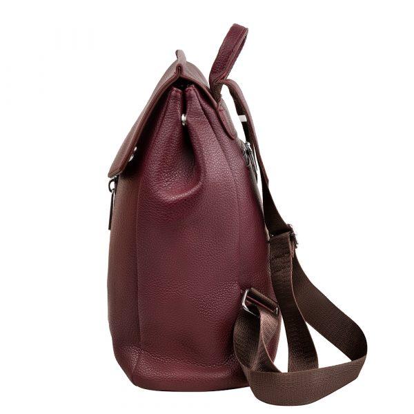 Рюкзак женский из кожезаменителя VALIRIA FASHION (коричневый)