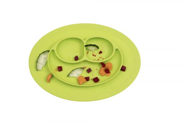 Силиконовая посуда «Лягушка»