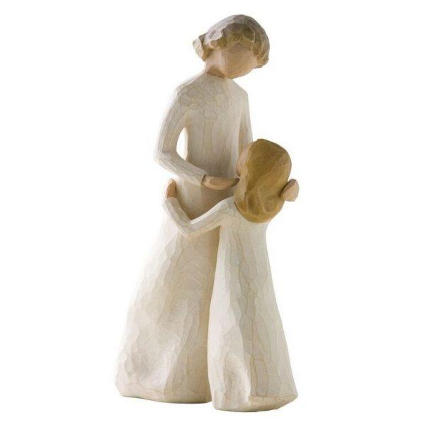 Статуэтка Willow Tree «Мама и Дочь»