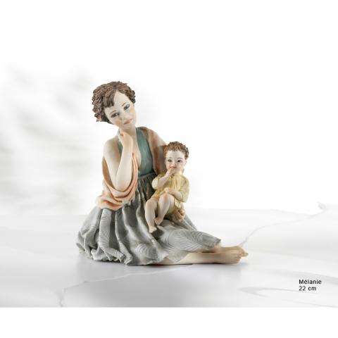 Статуэтка Sibania «Марго» фарфоровая