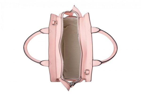 Стильная женская сумка CREADYS, розовая