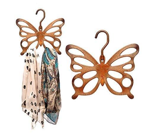 Вешалка для шарфиков и платочков «Бабочка»