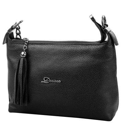 Женская кожаная сумка DESISAN (SHI575-011)