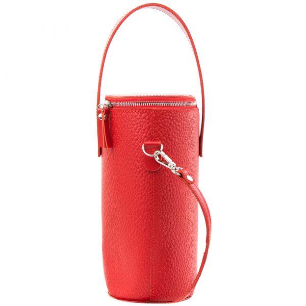 Женская кожаная сумка ETERNO (AN-K-033-red) AN-K-033-red