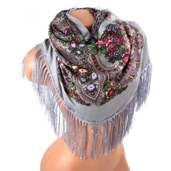 Женский шерстяной платок 110 х 110 см ETERNO (DS-0410-1)