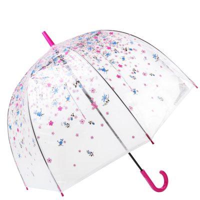Зонт-трость женский механический FULTON (Tumble-down-petals)
