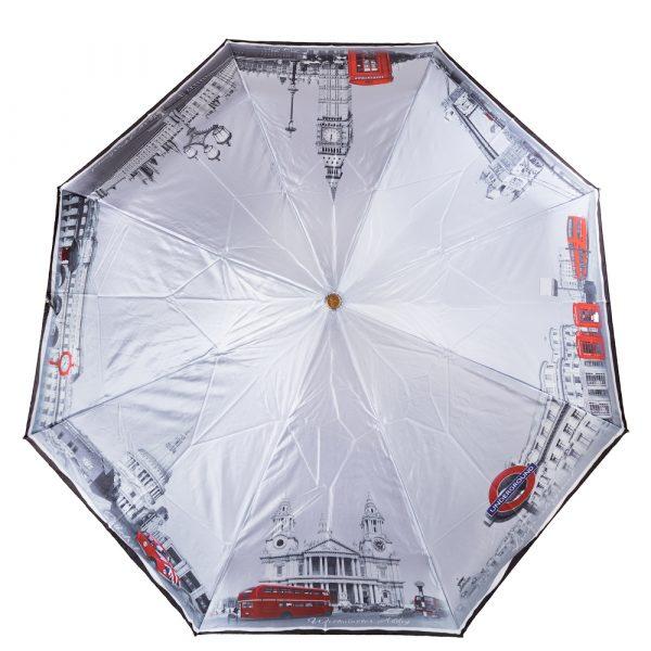 Зонт женский автомат «Три слона» /