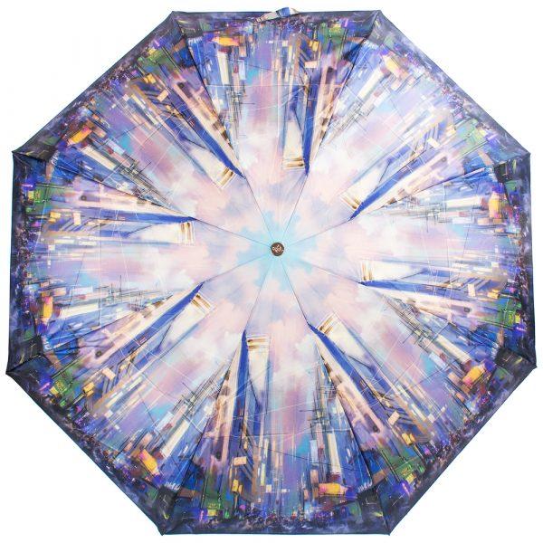 Зонт женский компактный облегченный механический TRUST (ZTR58476-1614)
