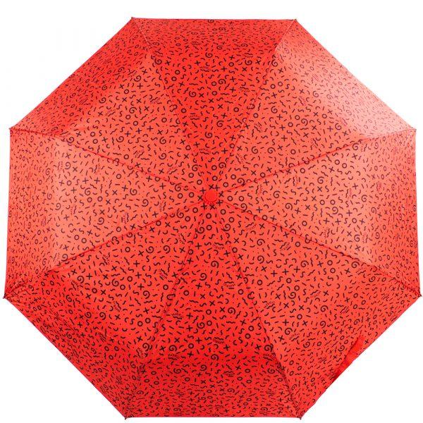 Зонт женский механический H.DUE.O (HDUE-130-RD)