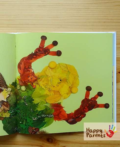Детская книга «Я бачу! А ти? Невгамовний зоопарк»