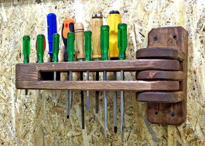 Органайзер для ручного инструмента «Баскония 21» коричневый