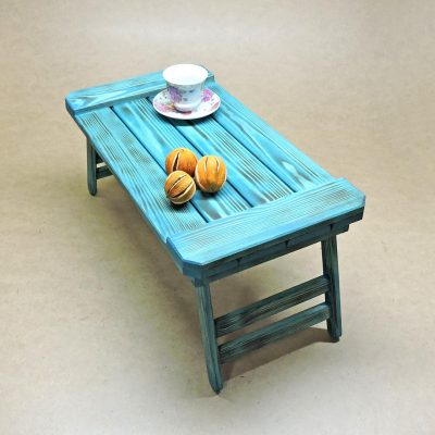 Столик для завтрака «Огайо» джинс