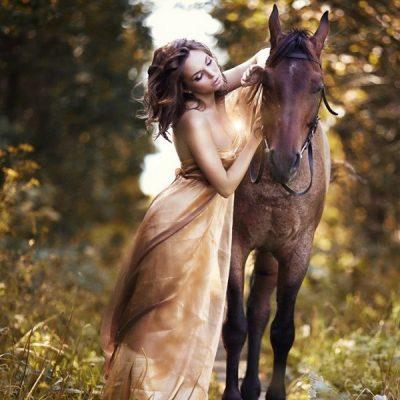 Фотосессия с лошадьми «Спирит»