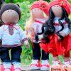 Кукла ручной работы «Иванна»