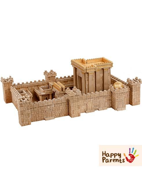 Конструктор из кирпичиков «Иерусалимский Храм»