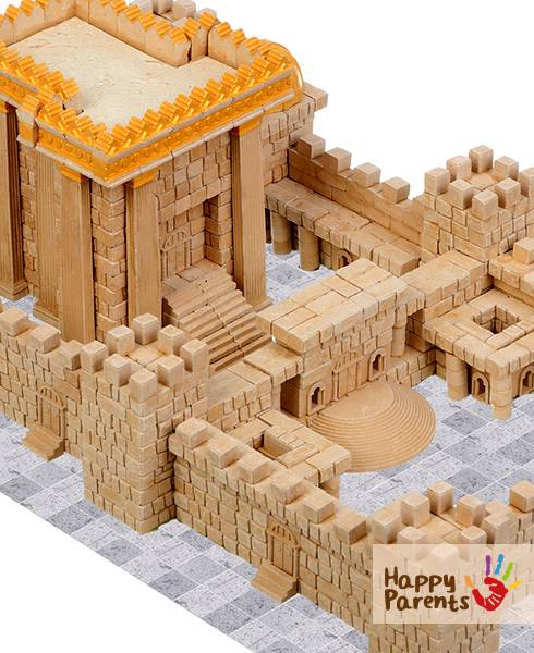 Конструктор из кирпичиков «Третий Храм»