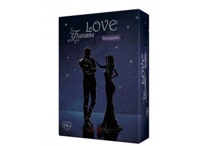 Настольная игра «Love Фанты: Romantic»