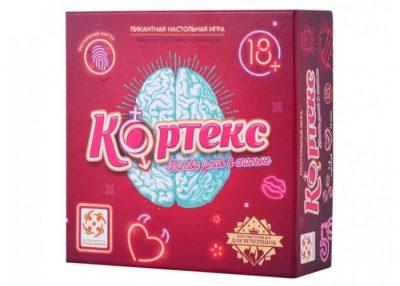 Настольная игра «Кортекс 18+» (Braintopia, Cortex 18+)