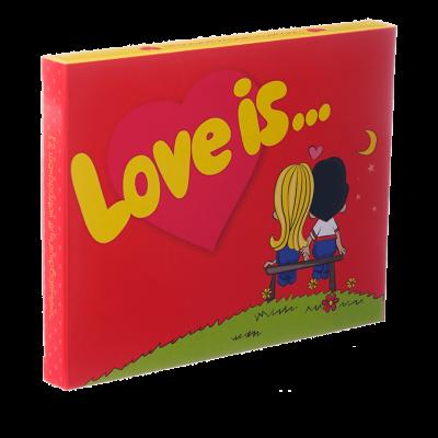 Шоколадный набор «Love is» Shokopack
