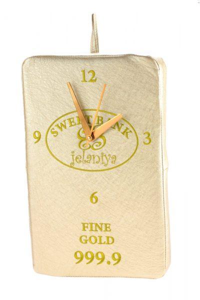 Часы «Слиток золота» 33 желания