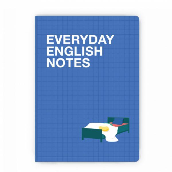 Блокнот «Everyday english notes» Gifty
