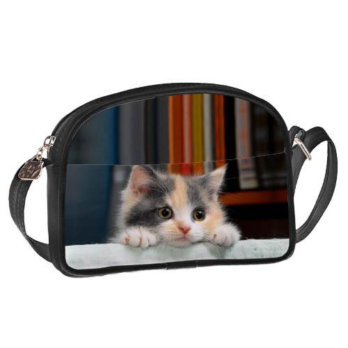 Сумка для подростков Junior girl «Милый котенок»