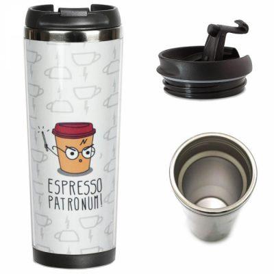 Термокружка ZIZ «Эспрессо патронум»