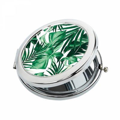 Карманное зеркало Ziz «Листья»