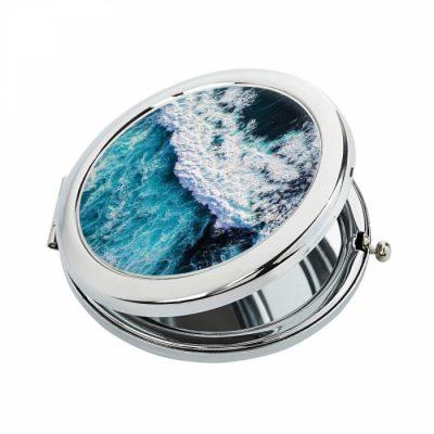 Карманное зеркало Ziz «Океаническая волна»