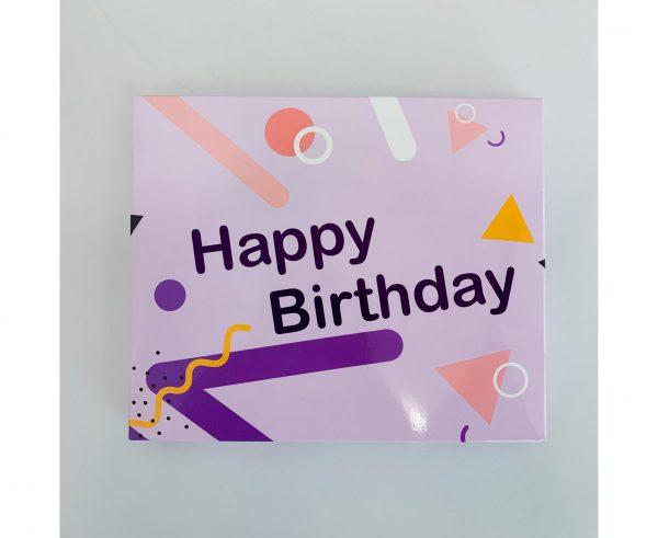 Шоколадный набор Big «Happy Birthday!»