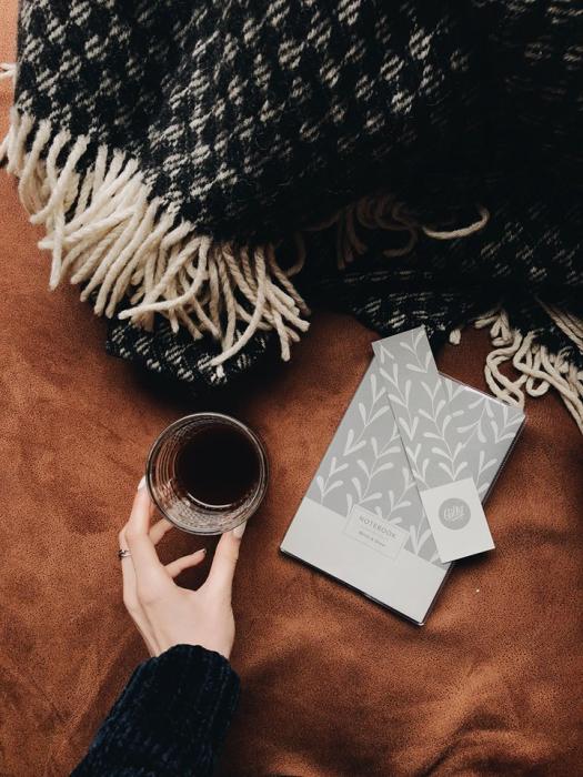 Блокнот Write&Draw «Leaves»
