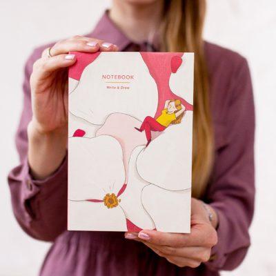 Блокнот  Write&Draw «Sweet Dreams»