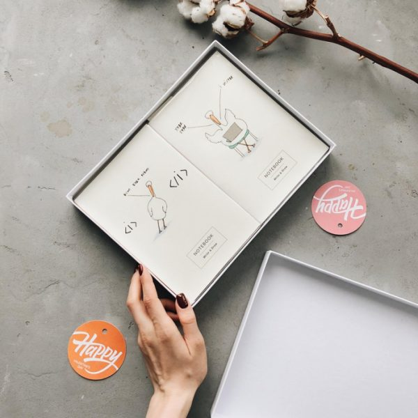 Блокнот Write&Draw «Хуяк»