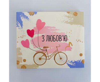 Шоколадный набор Big «З Любов'ю»