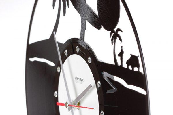 Часы настенные «Disco beach» Settler из винила