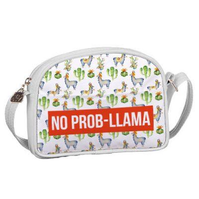 Сумка для подростков Junior girl «No prob-llama»