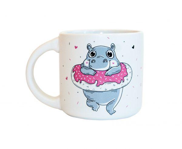 Чашка «Donut Worry» 350 мл